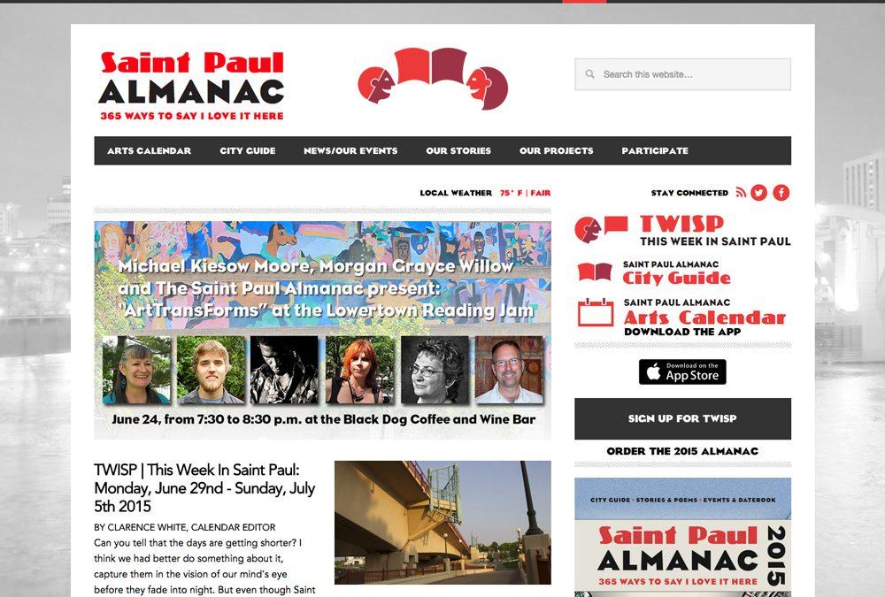 Saint Paul Stories