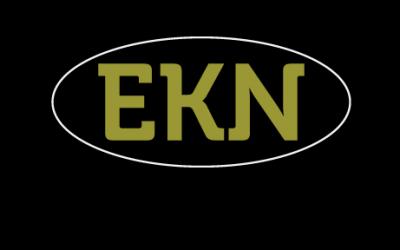 EKN Rail Company Branding & Web Design